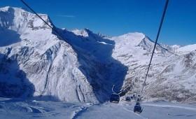 Nejlepší lyžování v Itálii